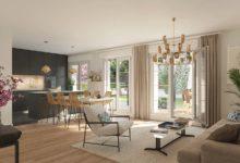 Appartement neuf à La Garenne-Colombes Quartier des Champs-Philippe
