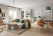 Appartement neuf à Evry Nouveau quartier de Canal-Europe