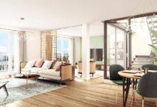 Appartement neuf à PARIS 18 Quartier Jules Joffrin
