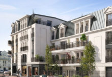 Appartement neuf à Antony Division Leclerc