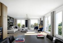 Appartement neuf à Garches Golf de Saint-Cloud