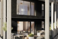 Appartement neuf à PARIS 13 Quai de Seine