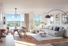 Appartement neuf à Romainville Quartier pavillonnaire