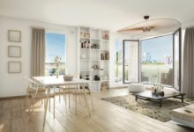 Appartement neuf à Bobigny T1 Delaune