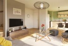 Appartement neuf à La Ferté-Alais Notre Dame|