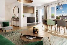 Appartement neuf à Asnières-sur-Seine Quartier Pierre de Coubertin