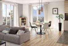 Appartement neuf à Argenteuil Parc des Berg