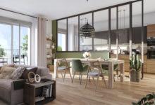 Appartement neuf à Champigny-sur-Marne Bord de Marne