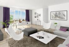 """Appartement neuf à Boissy-Saint-Léger Quartier """"la Charmeraie"""""""