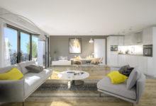 Appartement neuf à Courcouronnes Ecoquartier Les Horizons