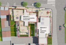 Appartement neuf à Enghien-les-Bains QUARTIER LE CYGNE D'ENGHIEN