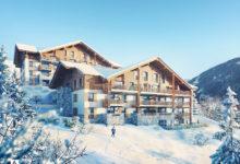 Appartement neuf à Saint-Étienne-de-Tinée Station de ski Auron