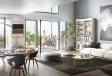 Appartement neuf à Clichy Ecoquartier du Bac d'Asnières II