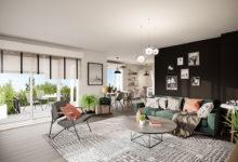 Appartement neuf à Bezons Quartier Agriculture 2