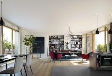 """Appartement neuf à Meudon ÉCO-QUARTIER """"MY MEUDON"""""""
