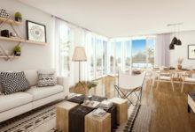 Appartement neuf à Corbeil-Essonnes Quartier Tarterêts