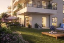 Appartement neuf à Cergy Quartier Axe Majeur Ⅱ