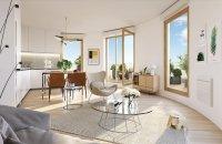 Appartement neuf à Mantes-la-Jolie Midi