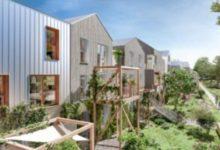 Appartement neuf à Noisy-le-Grand Ecoquartier de l'Ile de la Marne