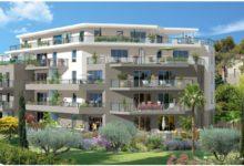 Appartement neuf à Saint-Laurent-du-Var VUE MER