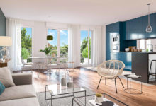 Appartement neuf à Clamart Bois de Clamart