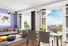 Appartement neuf à Pontoise Place Général