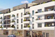 Appartement neuf à PARIS 19 Butte Bergeyre